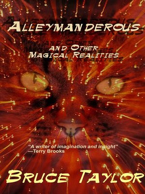 cover image of Alleymanderous and Other Magical Realities