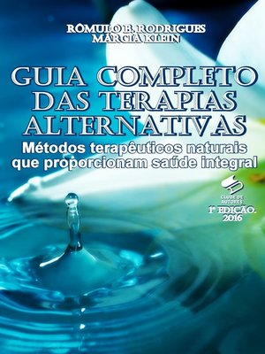 cover image of Guia Completo das Terapias Alternativas