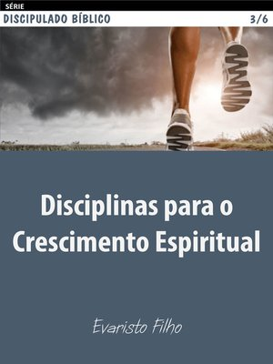 cover image of Disciplinas para o crescimento espiritual