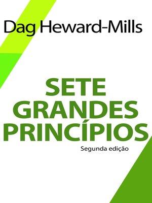 cover image of Sete Grandes Princípios