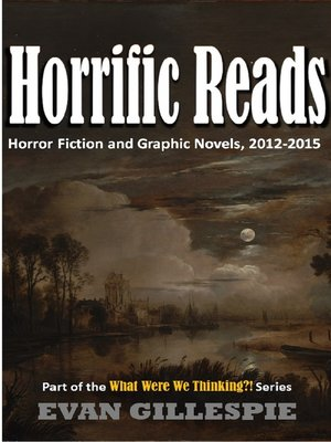 cover image of Horrific Reads