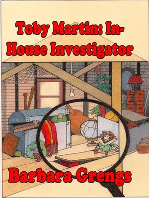 cover image of Toby Martin