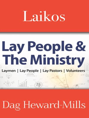 cover image of Laikos (Lay People & the Ministry)
