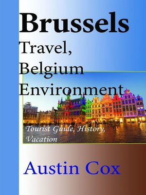 cover image of Brussels Travel, Belgium Environment