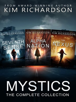 cover image of Mystics 3-Book Collection