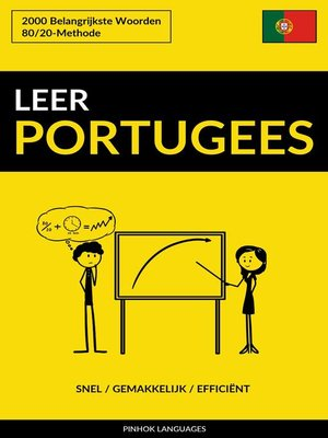 cover image of Leer Portugees