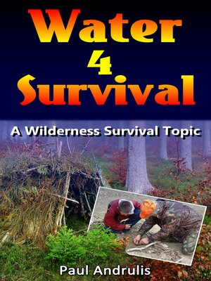 cover image of Water 4 Survival