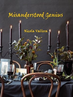 cover image of Misunderstood Genius