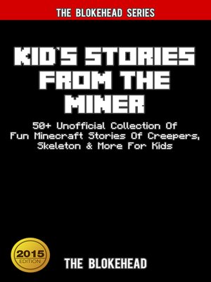 cover image of Kids Stories From the Miner