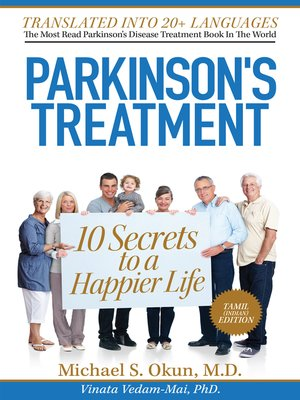 cover image of Parkinson's Treatment Tamil Edition