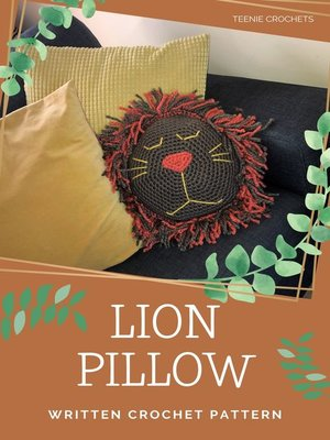 cover image of Lion Pillow