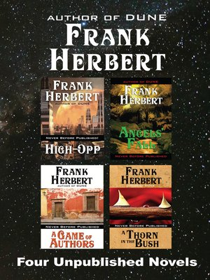 cover image of Four Unpublished Novels
