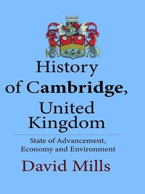 cover image of Cambridge City, England