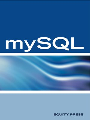 cover image of mySQL Database Programming Interview Questions, Answers, and Explanations
