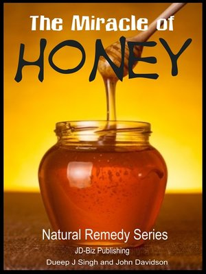 cover image of The Miracle of Honey