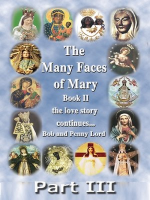 cover image of The Many Faces of Mary Book II Part III