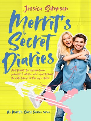 cover image of Merrit's Secret Diaries