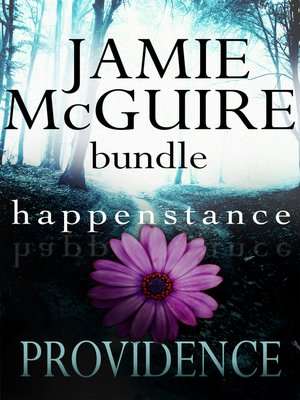 cover image of Jamie McGuire YA Bundle