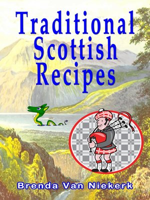 cover image of Traditional Scottish Recipes
