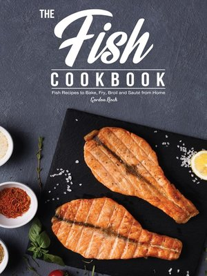 cover image of The Fish Cookbook