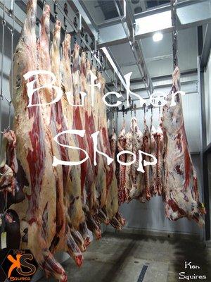 cover image of Butchershop