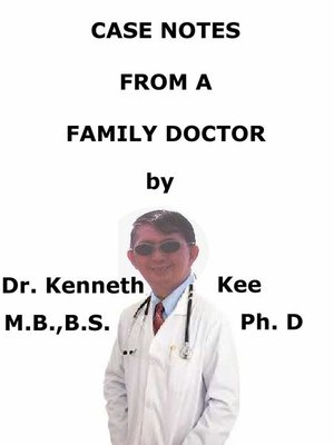 cover image of Case Notes From a Family Doctor