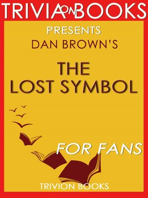 cover image of The Lost Symbol