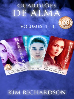 cover image of Guardiões de Alma, Volumes 1-3