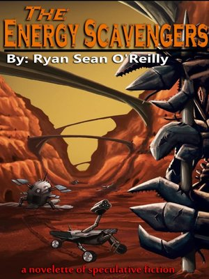 cover image of The Energy Scavengers, no. 1