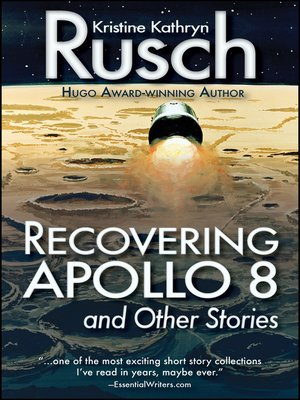 cover image of Recovering Apollo 8 and Other Stories