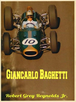cover image of Giancarlo Baghetti