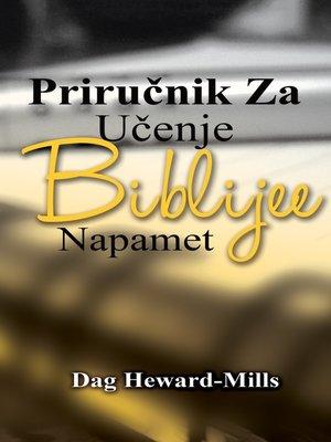 cover image of Priručnik Za Učenje Biblije Napamet