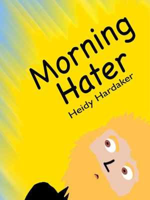 cover image of Morning Hater