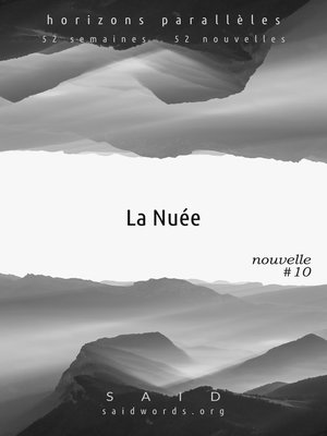 cover image of La Nuée