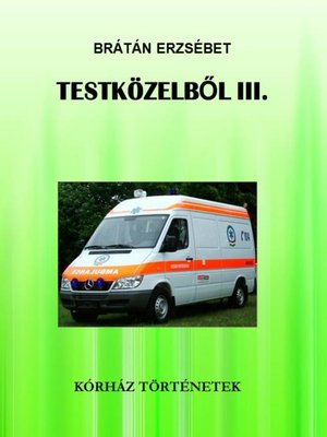 cover image of Testközelből III.