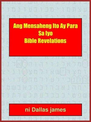 cover image of Ang Mensaheng Ito Ay Para Sa Iyo