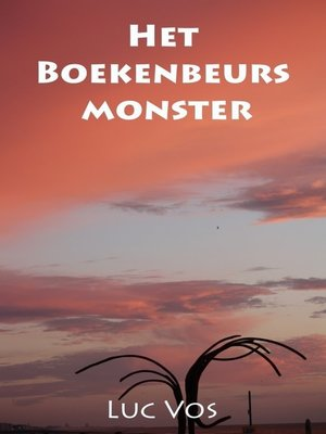 cover image of Het Boekenbeurs Monster