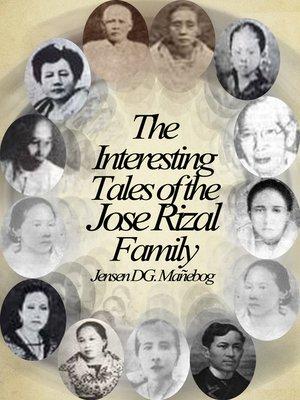 rizals family