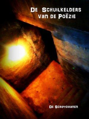 cover image of De schuilkelders van de poëzie, 1914-2014