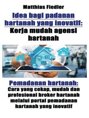cover image of Idea bagi padanan hartanah yang inovatif