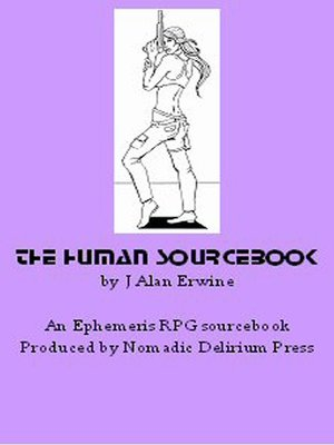 cover image of The Human Sourcebook