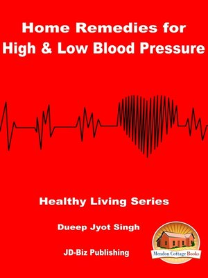 cover image of Home Remedies for High & Low Blood Pressure