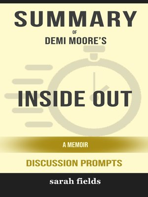 cover image of Summary of Inside Out