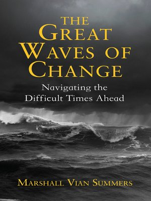 cover image of The Great Waves of Change