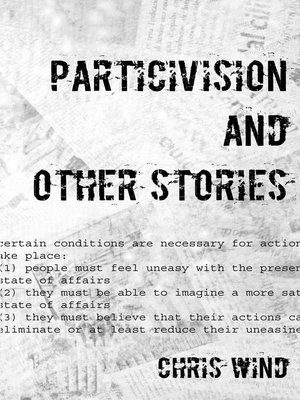 cover image of Particivision and Other Stories