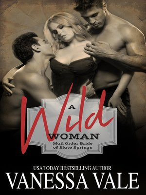 cover image of A Wild Woman