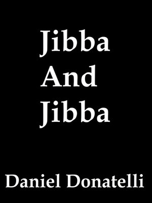 cover image of Jibba and Jibba