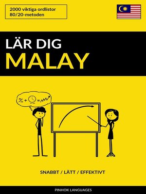 cover image of Lär dig Malay