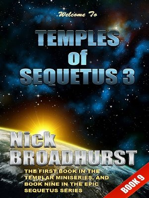cover image of Temples of Sequetus 3