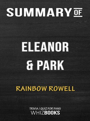 cover image of Summary of Eleanor & Park by Rainbow Rowell / Trivia/Quiz for Fans